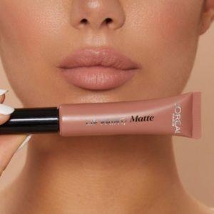 5/20$ L'Oréal Matte Lip Paint Liquid Lipstick